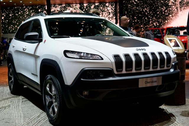 Jeep Cherokee - 2.2 MultiJet II Front Limited AT