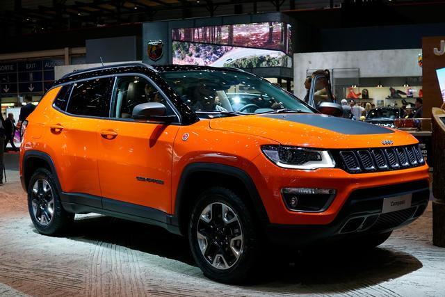 Jeep Compass - Trailhawk