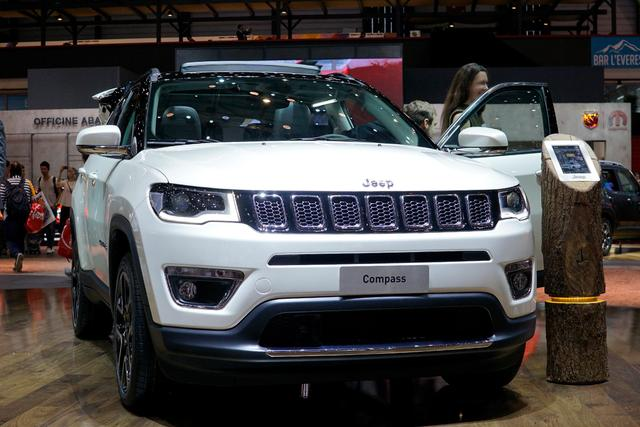 Jeep Compass - 1.4 MultiAir 103kW Limited