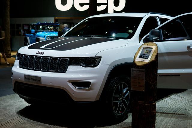 Jeep Grand Cherokee - 3.0l V6 MultiJet 184kW Trailhawk Automatik