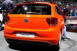 Volkswagen Polo, Beispielbilder, ggf. teilweise mit Sonderausstattung