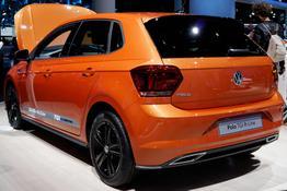 Volkswagen Polo, Das Bild ist ein beliebiges Beispiel der frei konfigurierbaren Modellreihe