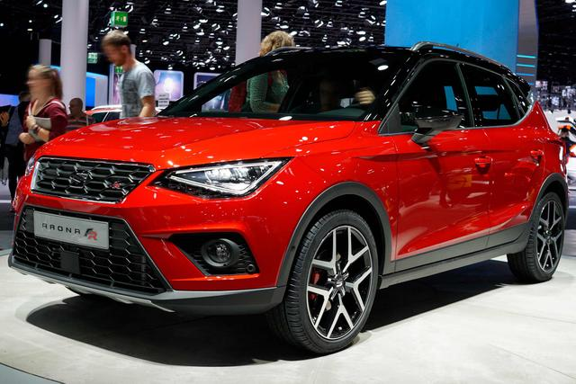 seat arona 1 5 tsi start stop 110kw fr neuwagenrabatt. Black Bedroom Furniture Sets. Home Design Ideas