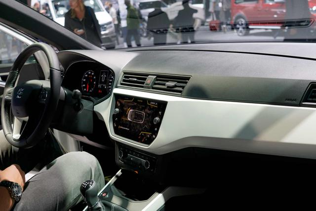 Seat Arona Reference 1.0 TSI 95PS/70kW 5G 2020