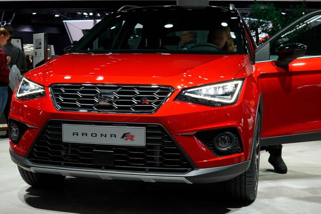 Bestellfahrzeug, konfigurierbar Seat Arona - Xcellence Technologie