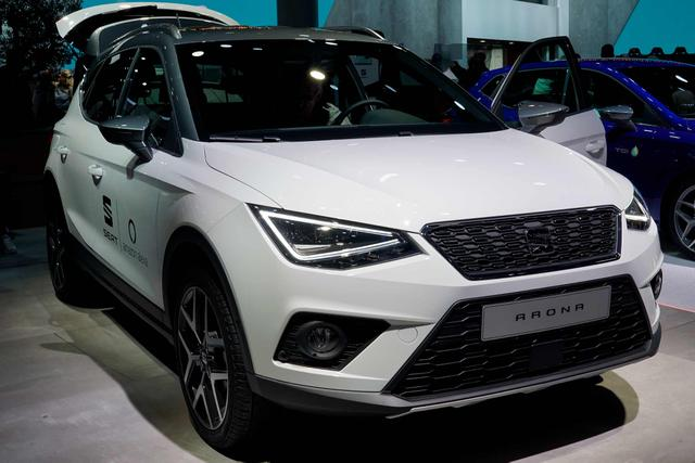 Seat Arona - Reference 1.0 TSI 95PS 5G 2019