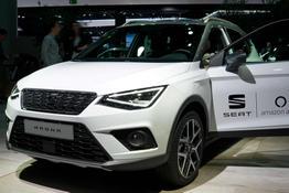 SEAT Arona - Style 1.0 TSI 95PS 5G 2020
