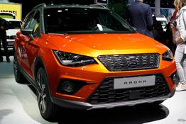 SEAT Arona - Reference 1.0 TSI 95PS/70kW 5G 2020