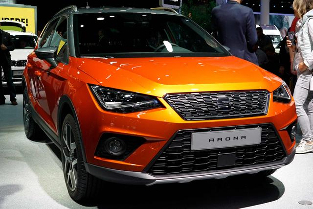 Seat Arona - Xcellence 1.0 TSI 115PS 6G 2019 ACC LED UND MEHR