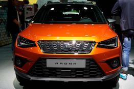 SEAT Arona - Xcellence 1.0 TSI 95PS/70kW 5G 2020