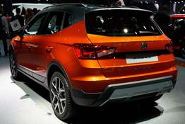 seat arona 1 0 tsi start stop 85kw xcellence dsg benzin. Black Bedroom Furniture Sets. Home Design Ideas