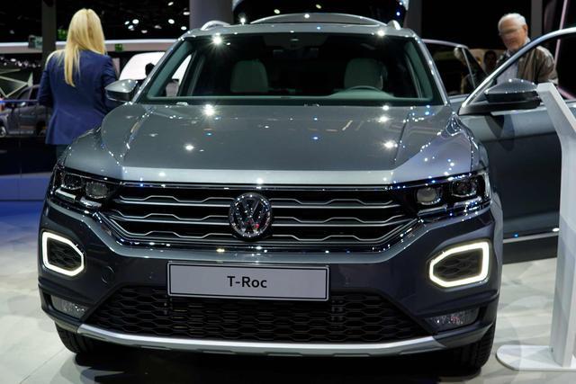 Volkswagen T-Roc - Standard