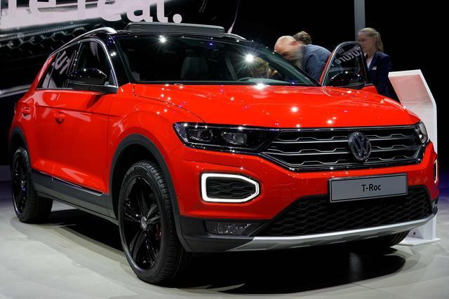 Bestellfahrzeug, konfigurierbar Volkswagen T-Roc - 2.0 TDI SCR DSG Sport