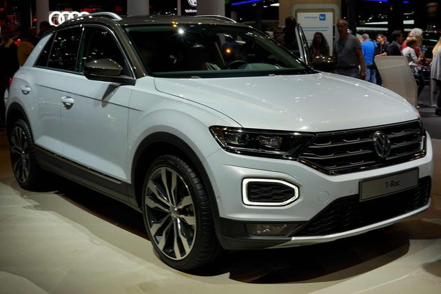 Volkswagen T-Roc - Basis