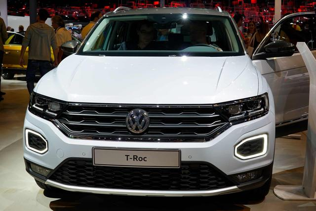 Volkswagen T-Roc - Advance 1,0 TSI OPF 85kW/115PS 6-Gang, 5 JAHRE HERSTELLERGARANTIE, Modell 2020