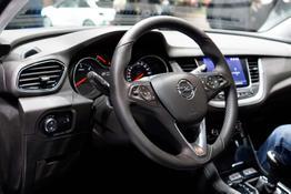 Opel Grandland X, Das Bild ist ein beliebiges Beispiel der frei konfigurierbaren Modellreihe