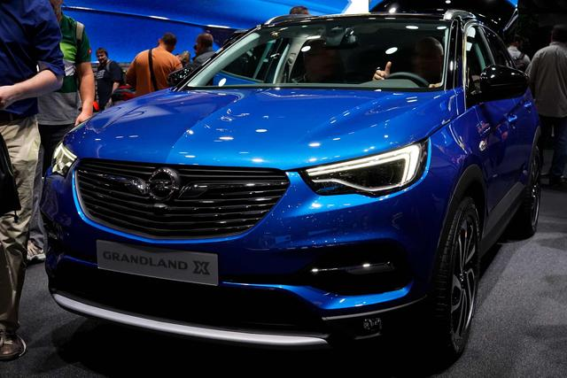 Opel Grandland X - 1.2 Turbo 96kW Edition