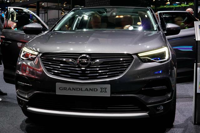 Opel Grandland X 1.2 Turbo 96kW Edition