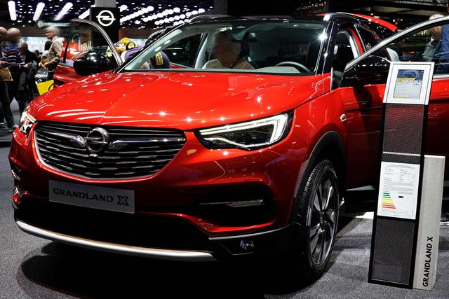 Opel Grandland X - 1.2 Turbo 96kW Innovation