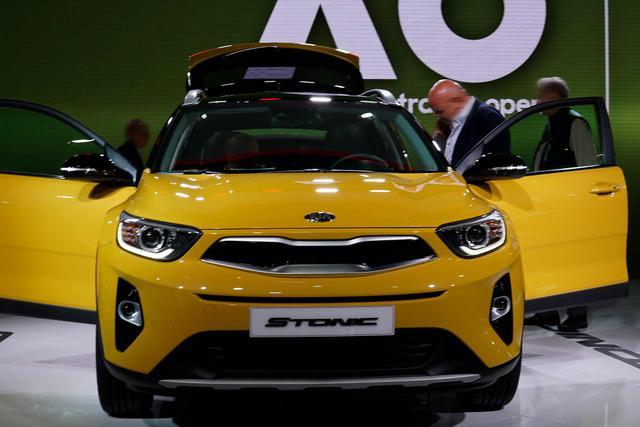 Bestellfahrzeug, konfigurierbar Kia Stonic - Premium