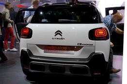 Citroën C3 Aircross      BlueHDi 100 Stop&Start Rip Curl