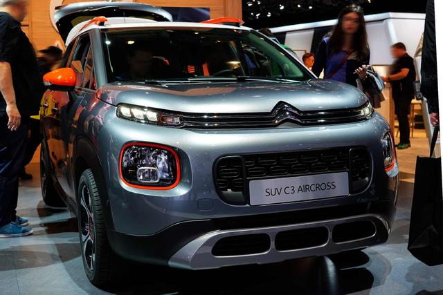 Citroën C3 Aircross - BlueHDi 120 Stop&Start Shine EAT6