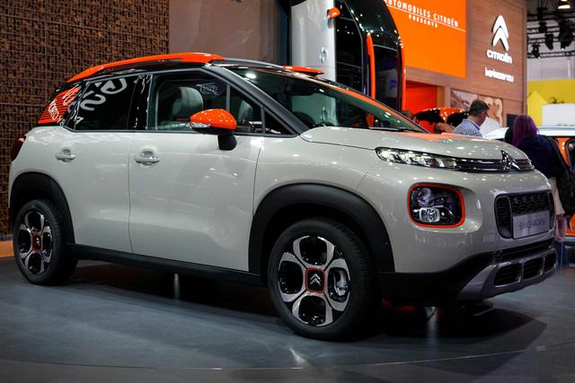 Citroën C3 Aircross - BlueHDi 100 Stop&Start Feel
