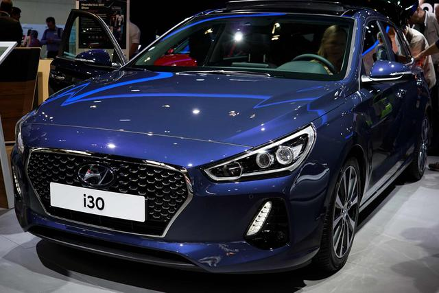 Bestellfahrzeug, konfigurierbar Hyundai i30 - 1.4 Passion
