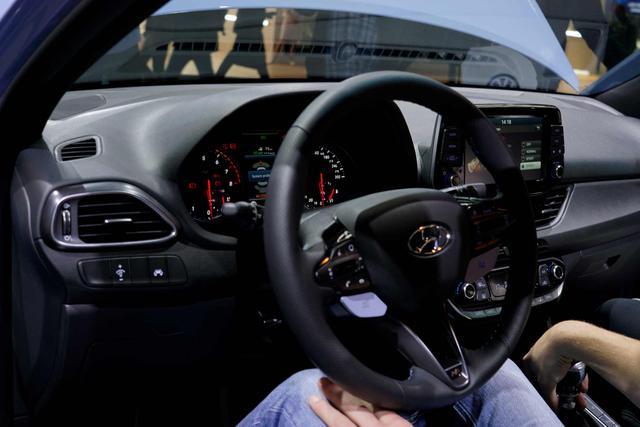 Hyundai i30      1.5 T-GDI Hybrid N Line DCT Fastback