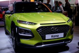 Hyundai Kona      1.6 GDi Hybrid Trend DCT