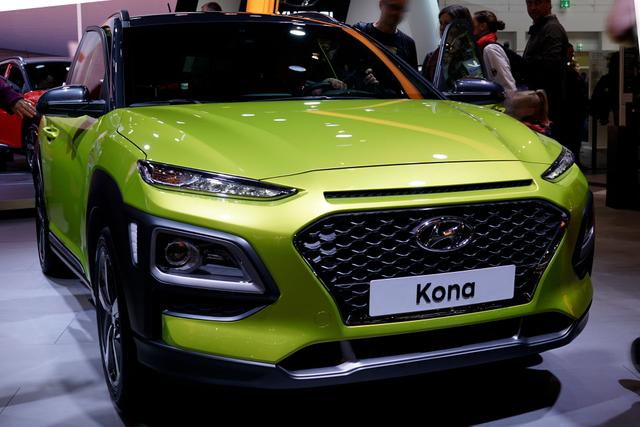 Hyundai Kona 1.0 T-GDI 48V-Hybrid Trend iMT