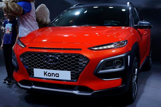 Hyundai Kona ELEKTRO 100kW
