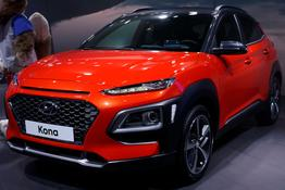Hyundai Kona      1.0 T-GDI Selection