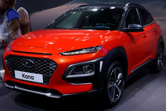 Hyundai Kona - ELEKTRO 100kW Trend