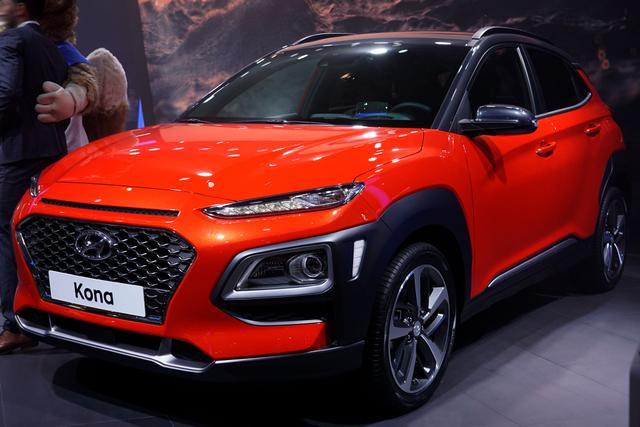 Hyundai Kona Style