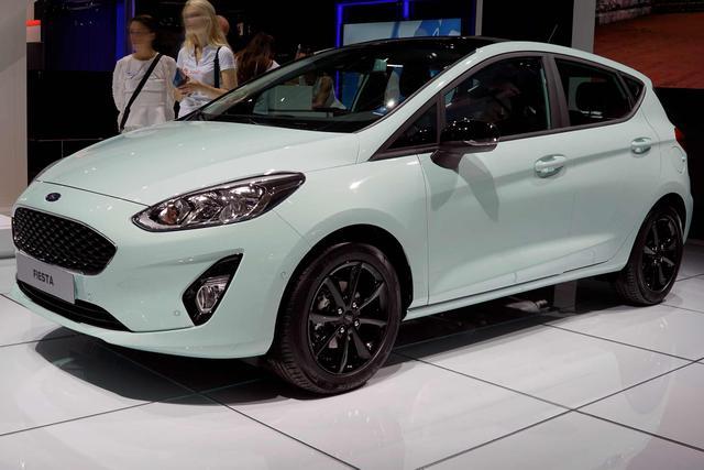 Ford Fiesta      1,0 EcoBoost 70KW Trend