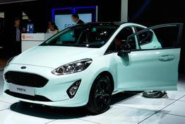 Ford Fiesta, Beispielbilder, ggf. teilweise mit Sonderausstattung