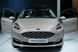 Ford Fiesta      1,0 EcoBoost Hybrid 92kW Vignale AT