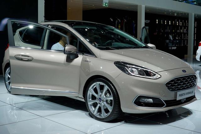 Bestellfahrzeug, konfigurierbar Ford Fiesta - Trend