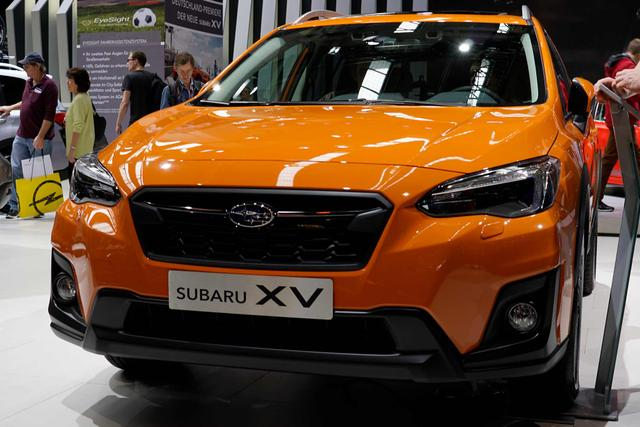 Subaru XV - 2.0i Exclusive Lineartronic 4WD