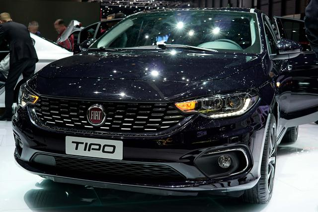 Fiat Tipo Kombi - 1.6 MultiJet Business Line