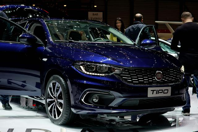 Fiat Tipo 5-Türer - 1.6 MultiJet Business Line