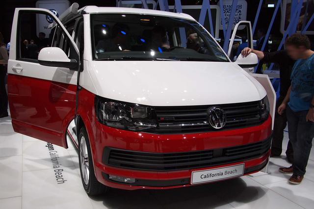 Volkswagen T6 California - Beach - Climatic, Bluetooth