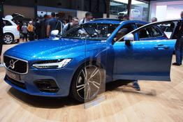 Volvo V90 - R-Design T4 190PS/140kW Aut. 8 2020