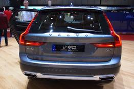 Volvo V90, Beispielbilder, ggf. teilweise mit Sonderausstattung