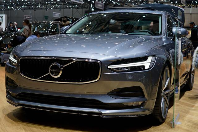 Volvo S90 - Inscription