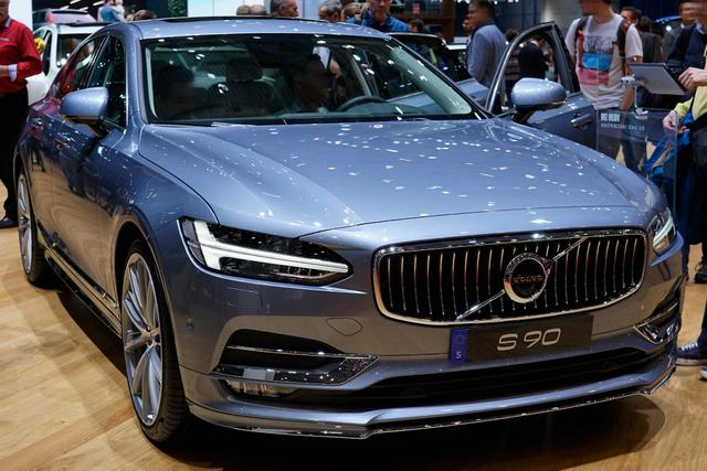 Volvo S90 - D5 AWD Geartronic Momentum
