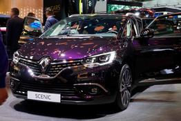Renault Grand Scenic      TCe 160 GPF Bose Edition