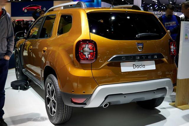 Dacia Duster - TCe 130 2WD GPF Prestige
