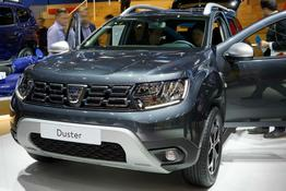 Duster - Comfort 1.5 Blue dCi 115PS/85kW 4WD 6G 2019